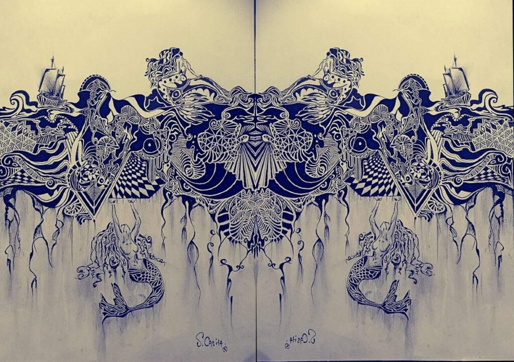 Casita Art original & print